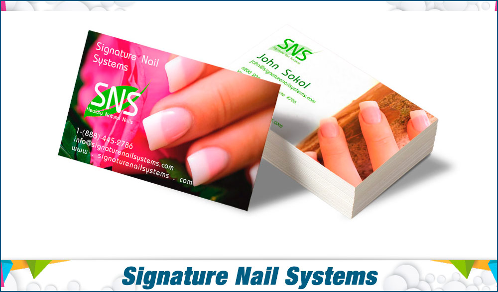 bussinescard-Signature-Nail-Systems
