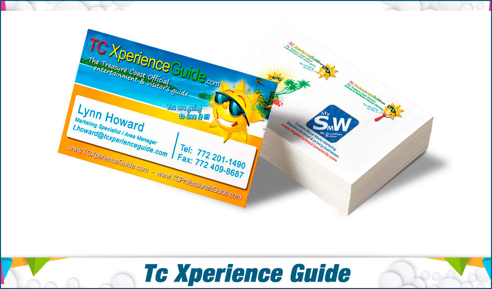 bussinescard-tc-xperience-guide