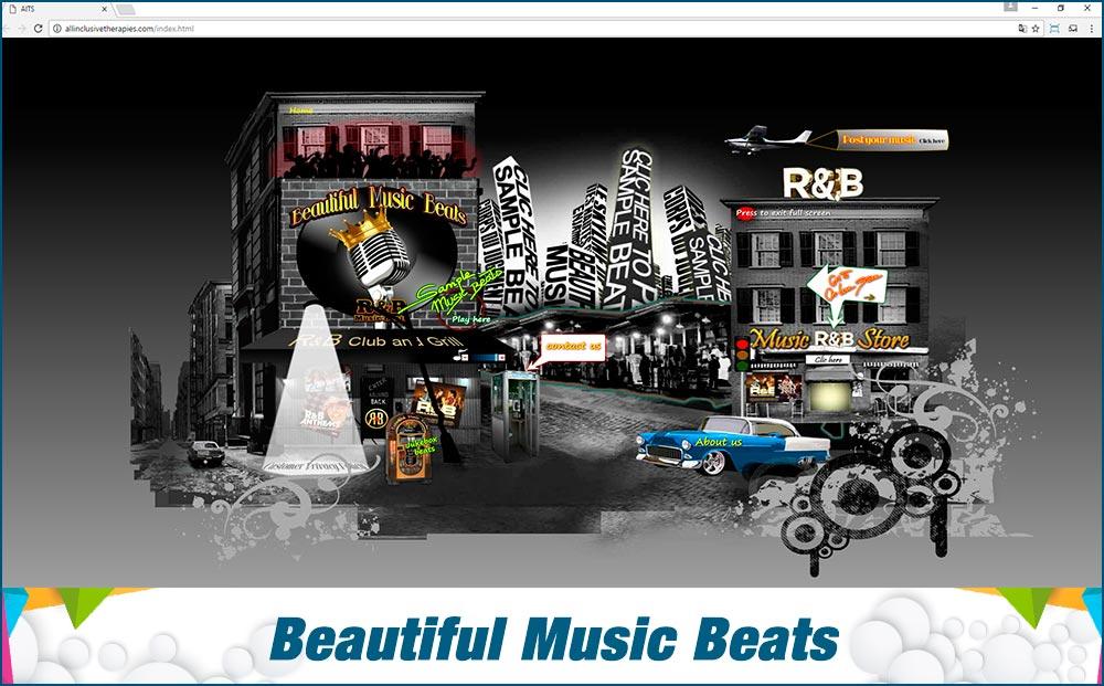 Promotiona Sites Beautiful Music beats