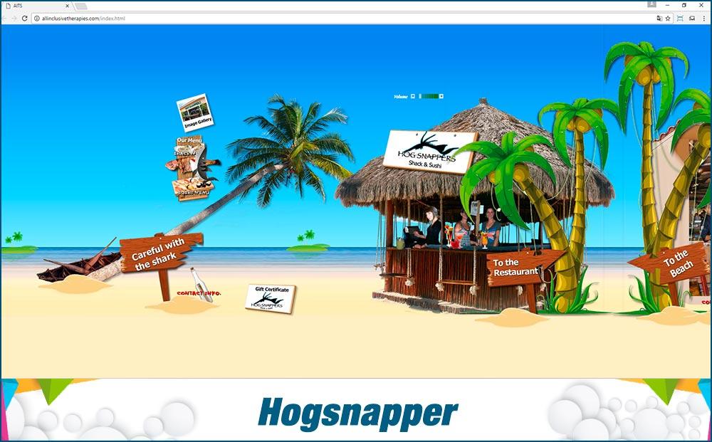 Promotiona Sites Hogsnapper