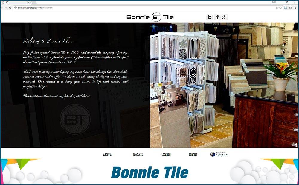 Web BONNIE TILE