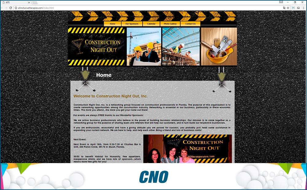 Web CNO