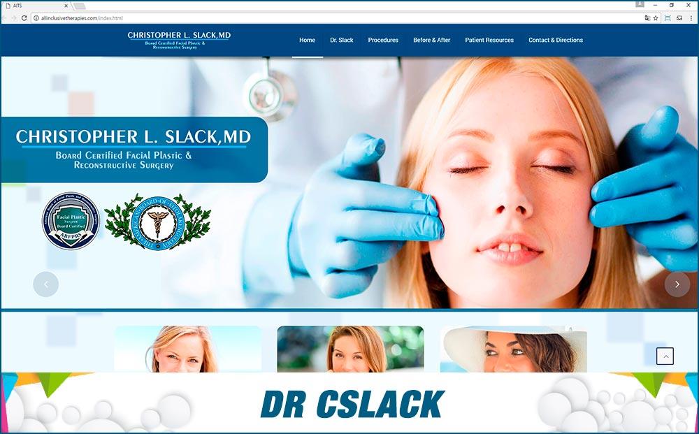 Web DR CSLACK