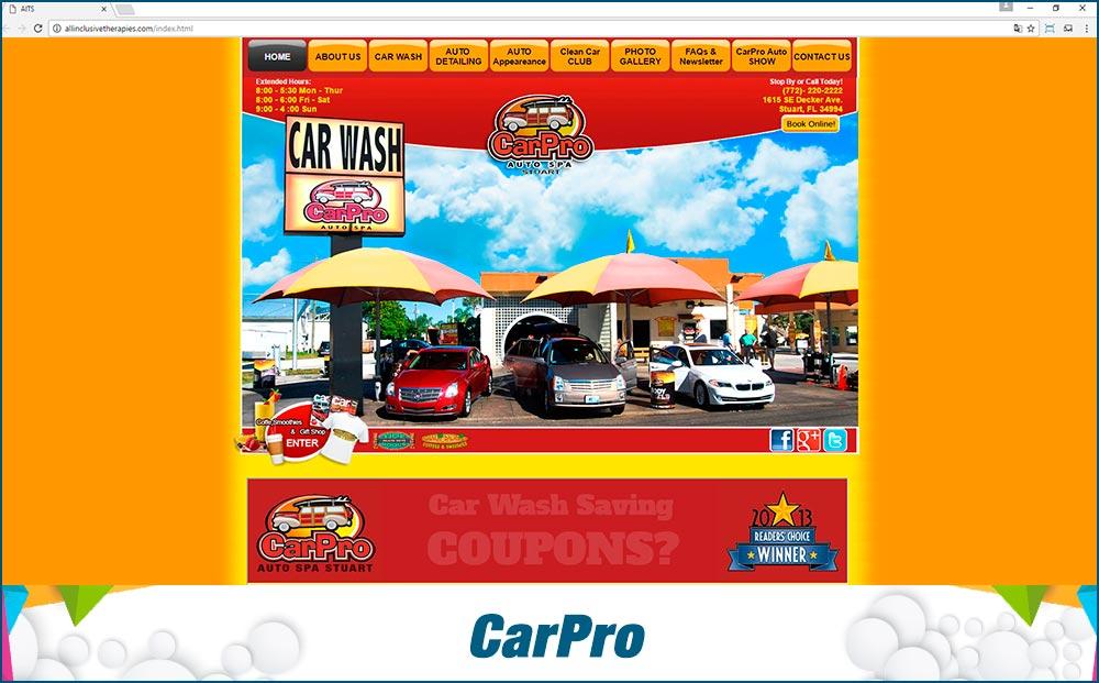 Web Car Pro