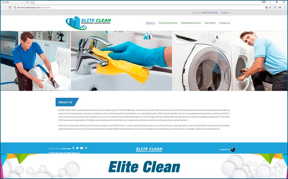 Web Elite Clean