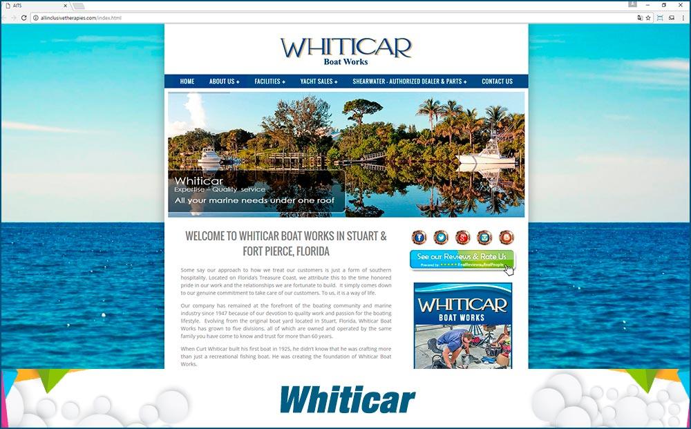 Web Whiticar