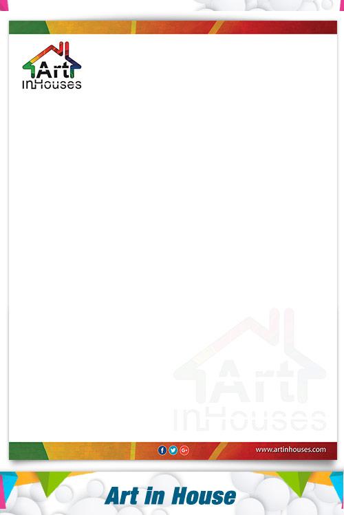 letterhead  ARTINHOUSES