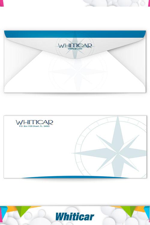 envelopes  whiticar