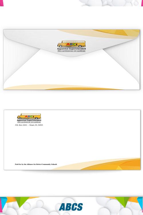 envelopes ABCS