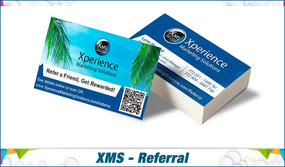 Businesscard-XMS