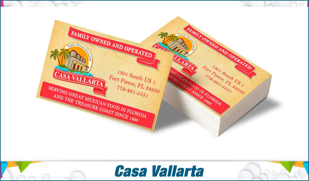 sationary CASA VALLARTA