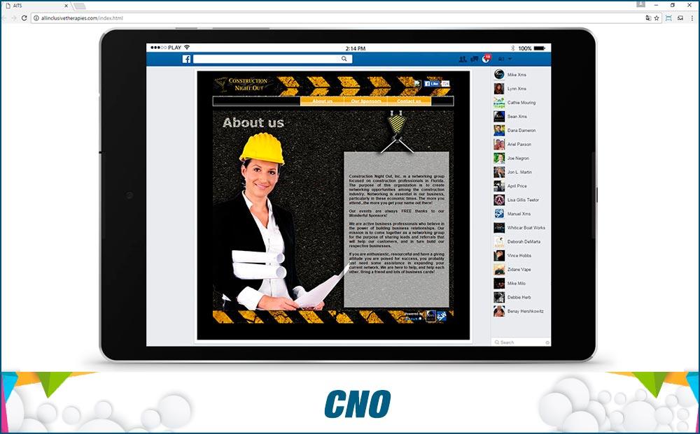 Social Media Site CNO