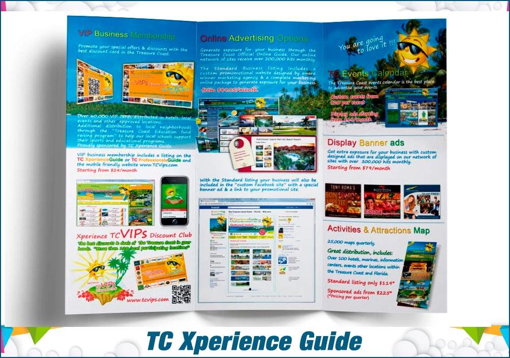 brochure TC-Xperience-Guide