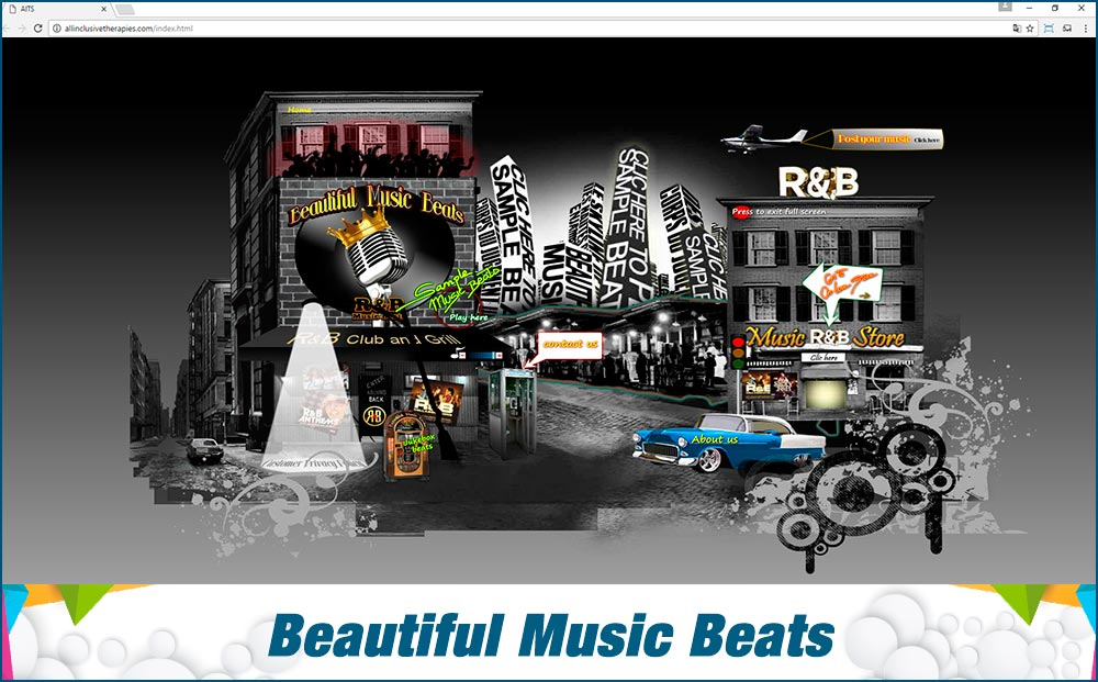 Promotiona Sites Beautiful Music beats