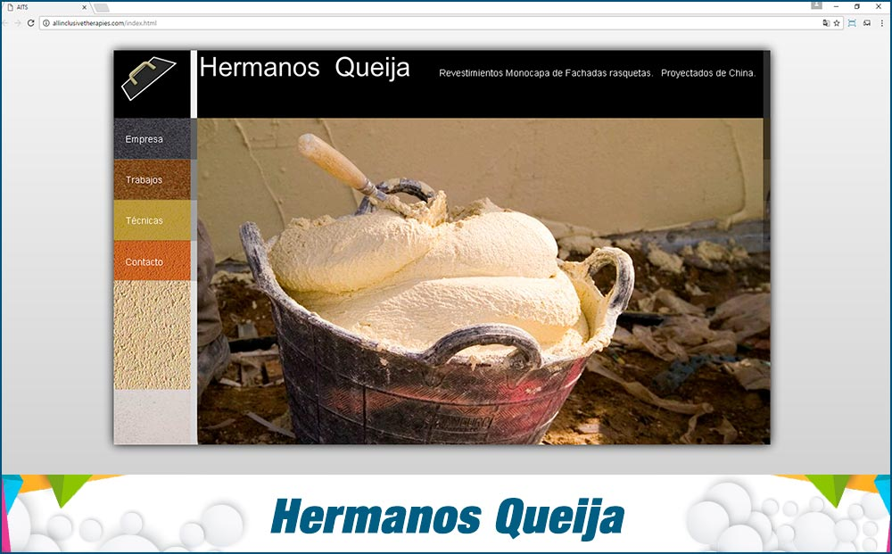 Promotional Sites Hermanos Queija