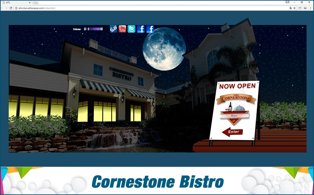 Promotional Sites Cornestone Bistro