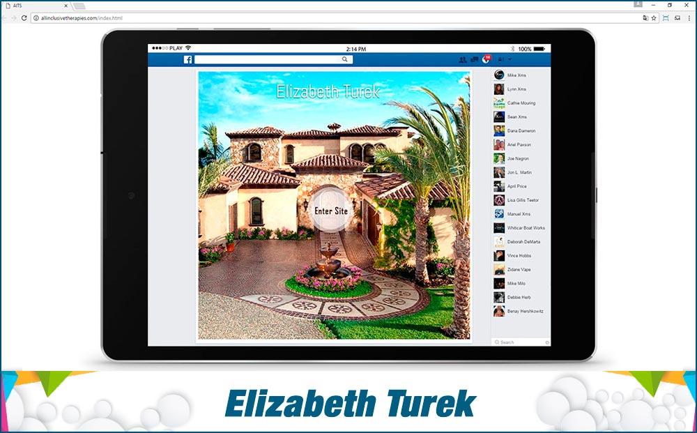 Social Media Site Elizabeth-Turek