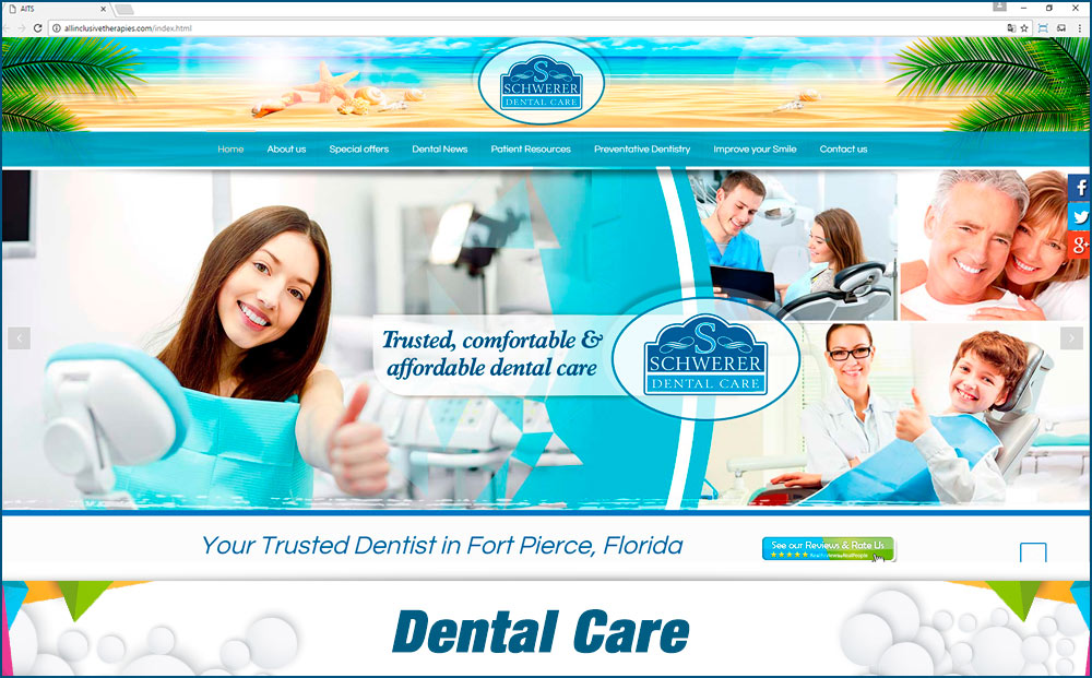 Web Dental Care