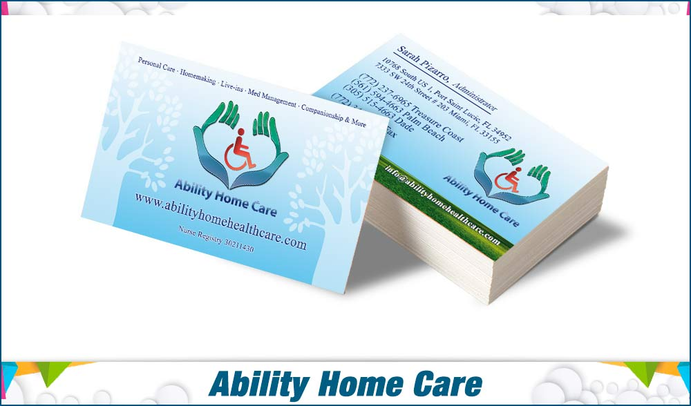 stationary Ability Home Care