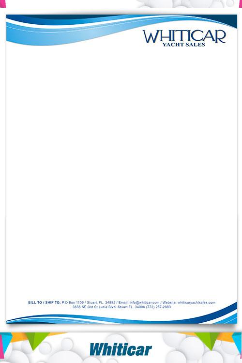 letterhead whiticar