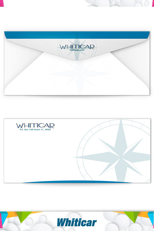 envelopes  whiticar
