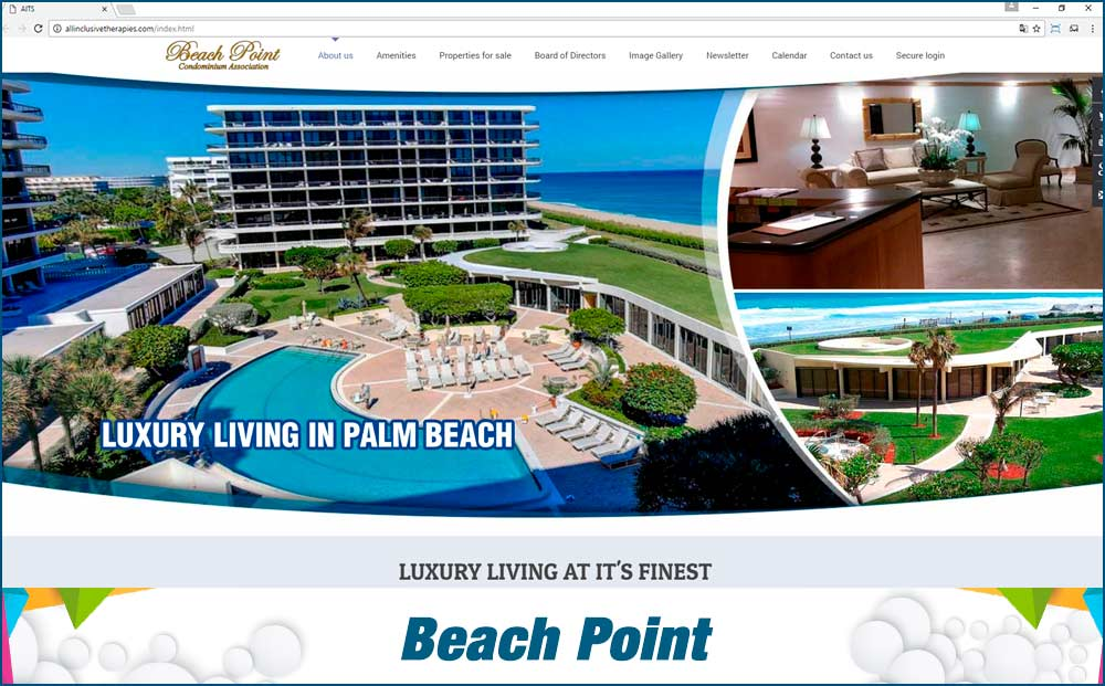 web Beach Point