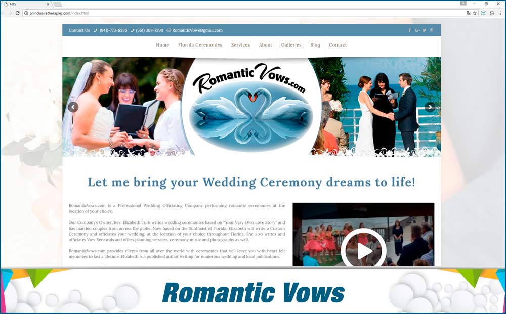 Romantic-Vows