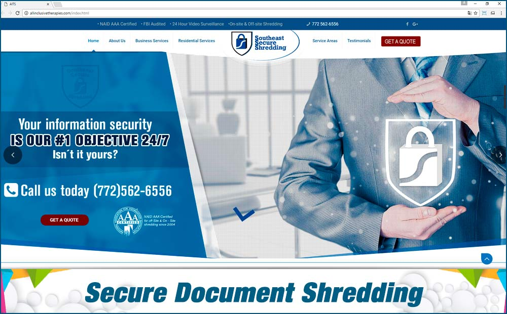 Secure-Document-Shredding