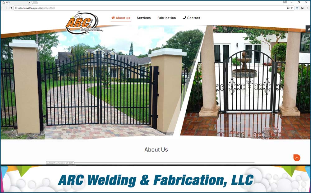 Web Contact – ARC Welding & Fabrication
