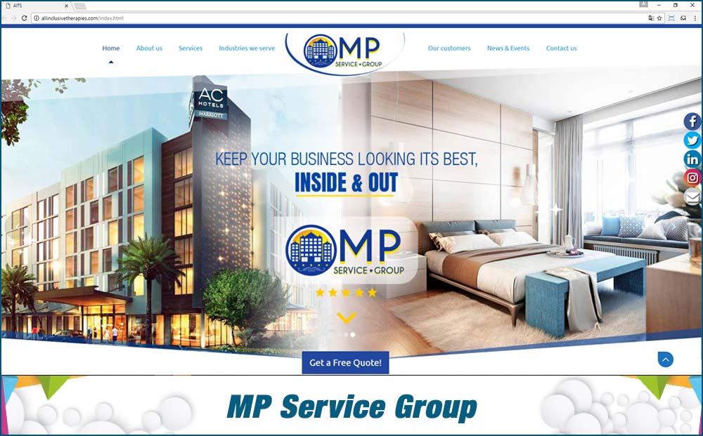 Web MP Service Group