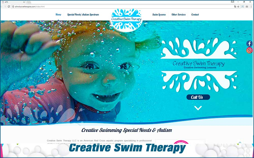 Creative Swim Therapy