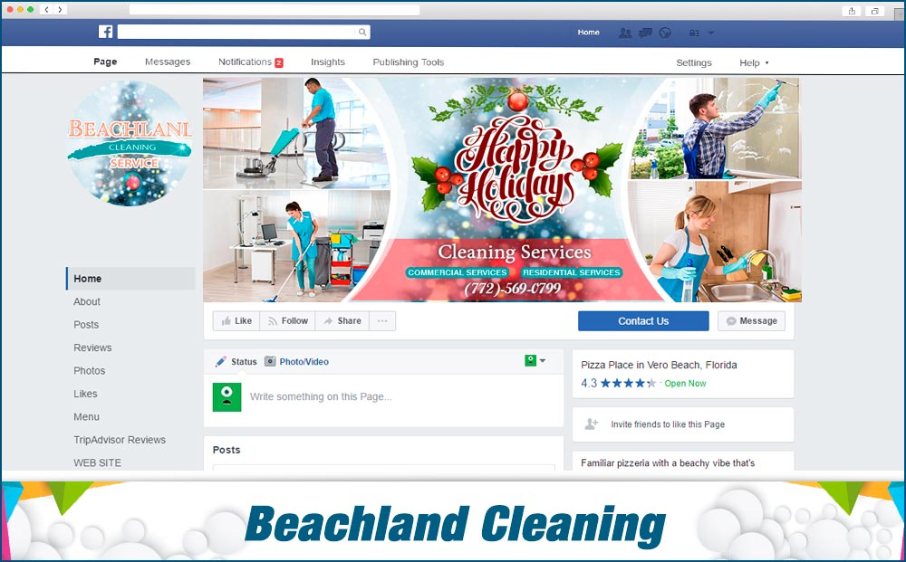 Beachland-Cleaning Display Covers