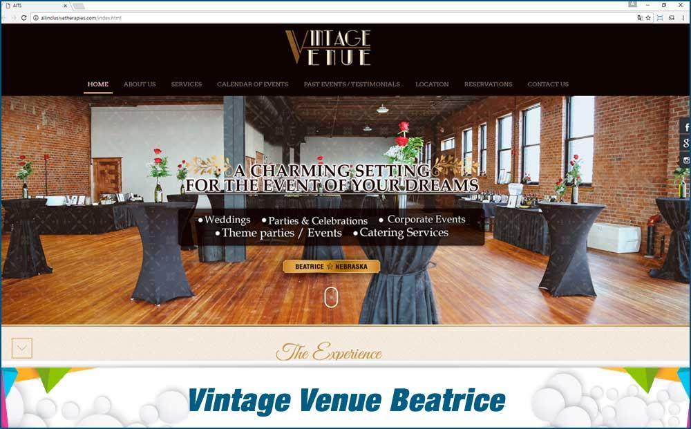 Vintage venues