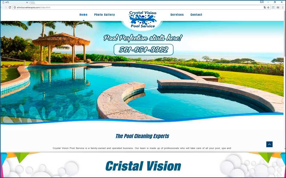 cristal vision – web