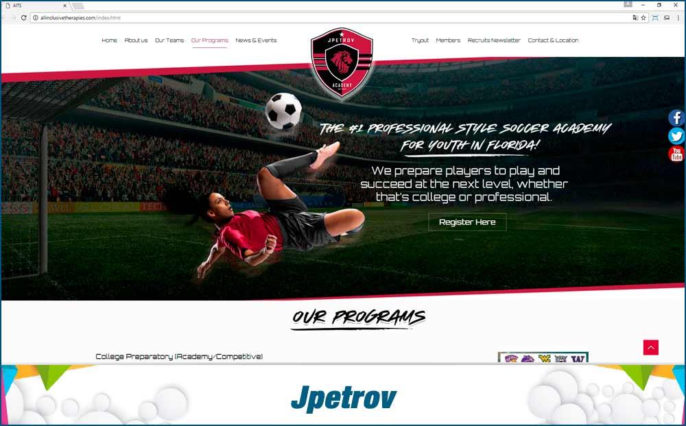 Jpetrov – web