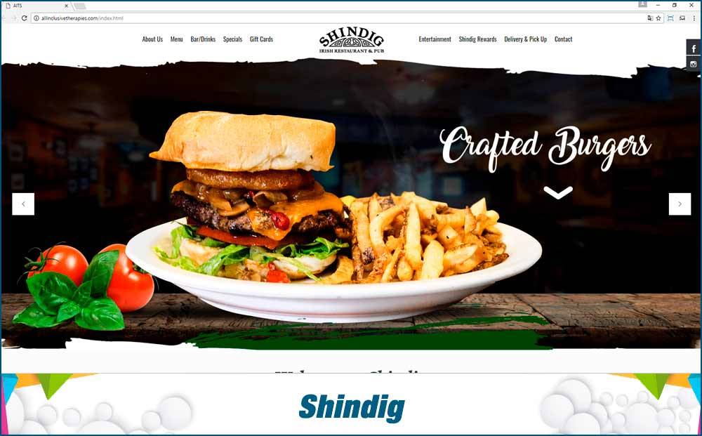 Shindig wb