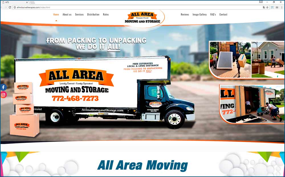 All-area-moving-web