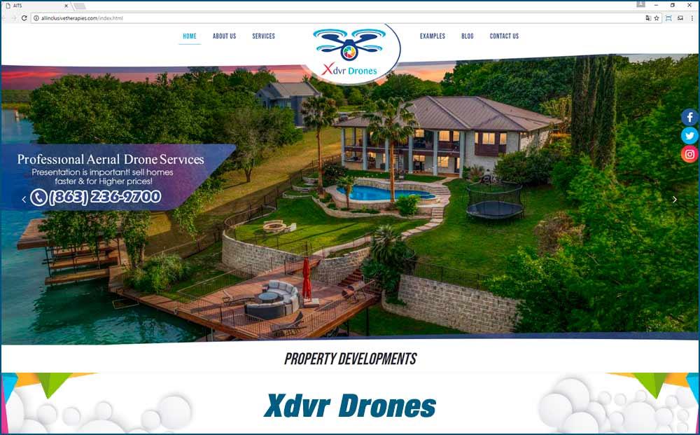 Xdvr Drones-web