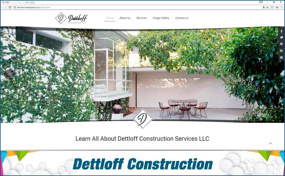 Dettloff Construction-Web